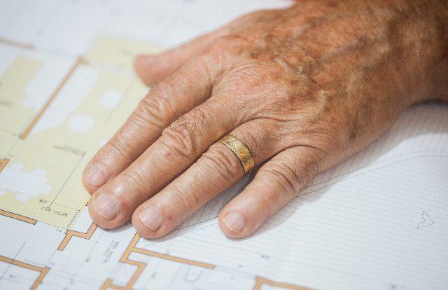 爪の老化現象