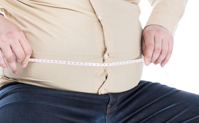 太った人は爪水虫になりやすい?