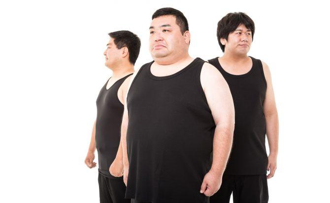 体重増加で爪水虫罹患のリスクが上昇